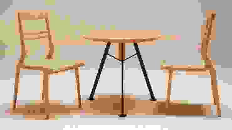 食堂イス: TANIGAWA STUDIO 家具デザインが手掛けた現代のです。,モダン
