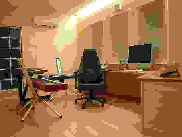 風と光と音楽と・・・@K-CITY オリジナルデザインの 書斎 の 設計工房 A・D・FACTORY 一級建築士事務所 オリジナル
