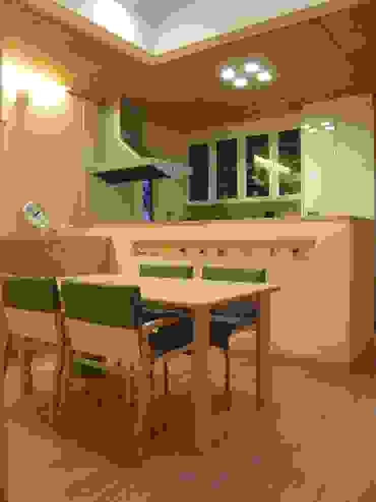 風と光と音楽と・・・@K-CITY オリジナルデザインの キッチン の 設計工房 A・D・FACTORY 一級建築士事務所 オリジナル
