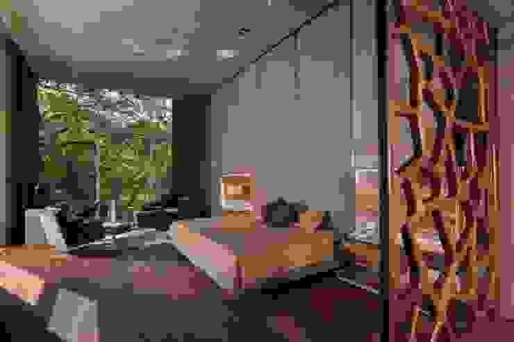 Portico Arquitectura + Construcción Habitaciones modernas