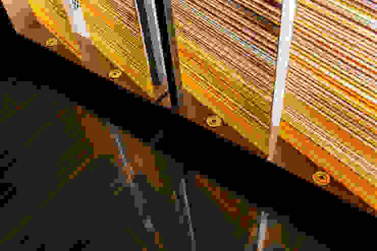 Barcodes Hoteles de estilo moderno de Studio Orfeo Quagliata Moderno Vidrio
