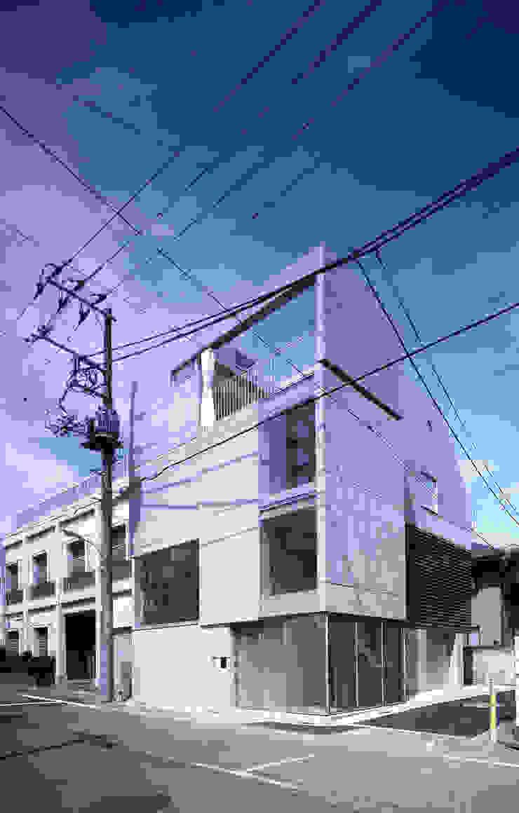 板の家 ミニマルな 家 の スズケン一級建築士事務所/Suzuken Architectural Design Office ミニマル