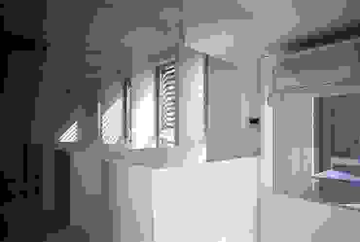 板の家 ミニマルデザインの 書斎 の スズケン一級建築士事務所/Suzuken Architectural Design Office ミニマル