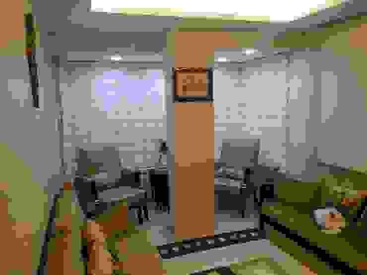 Arife HOCAM Modern Oturma Odası Blue Home Modern