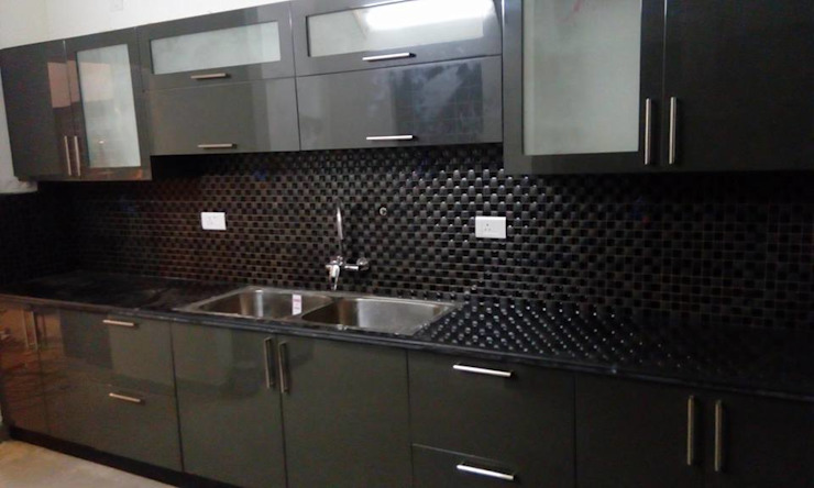 homecenterktm Modern style kitchen