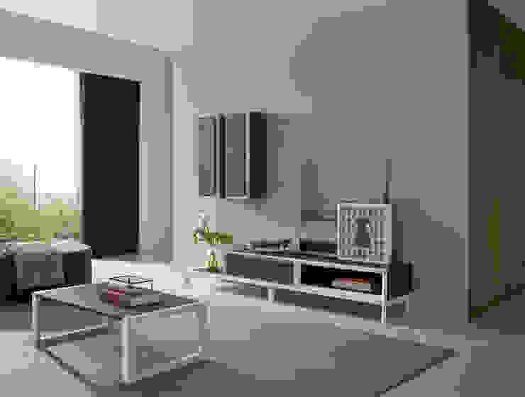 Modern living room by MOVEREL-Indústria de Mobiliário, SA Modern
