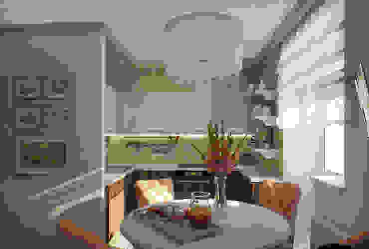 Легкая классика для родителей Кухня в классическом стиле от MEL design Классический