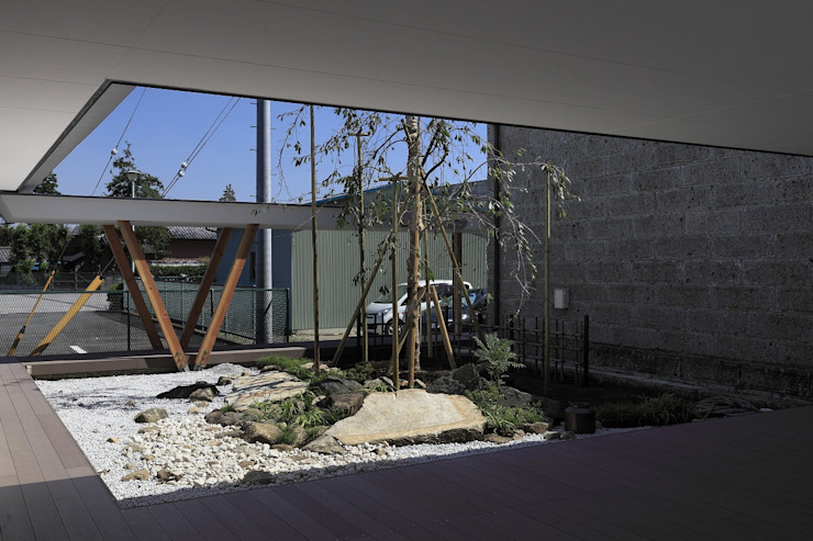 長光寺 空華 和風の 玄関&廊下&階段 の 一級建築士事務所マルスプランニング合同会社 和風