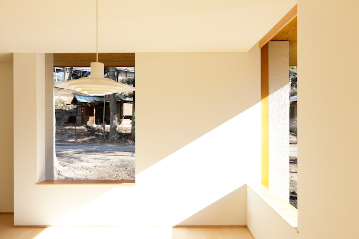 軽井沢O邸 オリジナルな 窓&ドア の 一級建築士事務所マルスプランニング合同会社 オリジナル