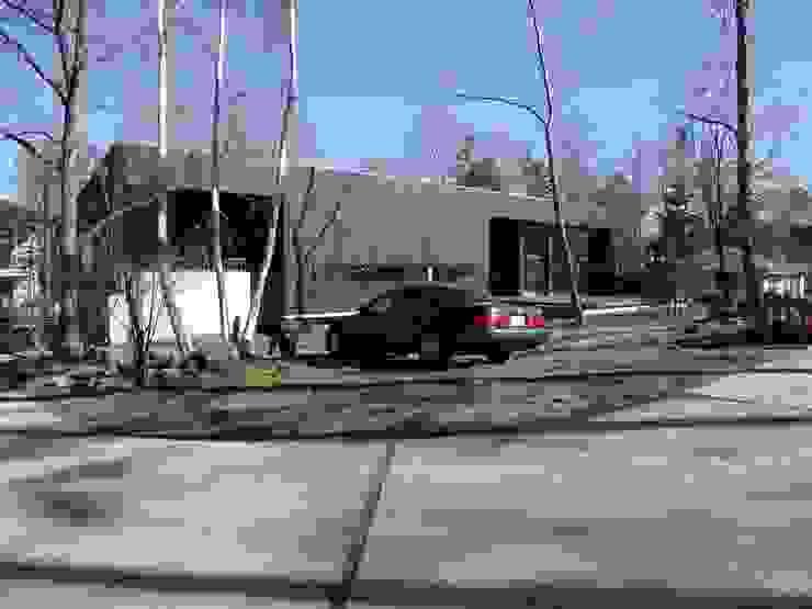 河口湖T庵 オリジナルな 家 の 一級建築士事務所マルスプランニング合同会社 オリジナル