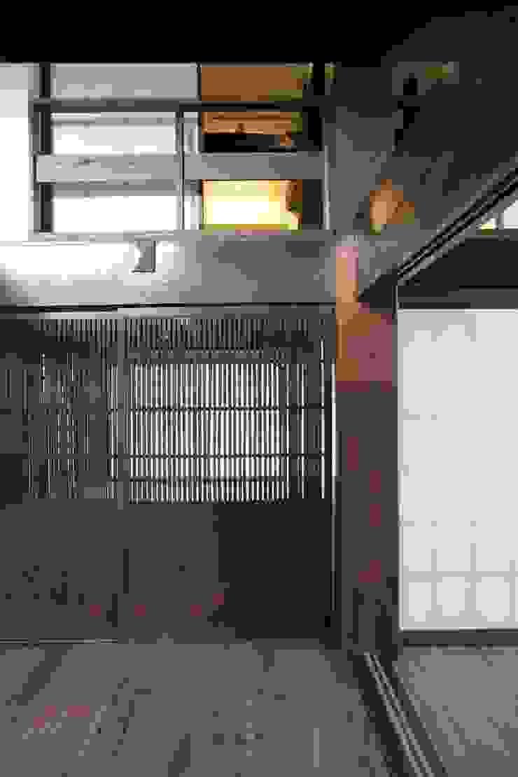 座間の古民家再生 和風デザインの リビング の 一級建築士事務所マルスプランニング合同会社 和風