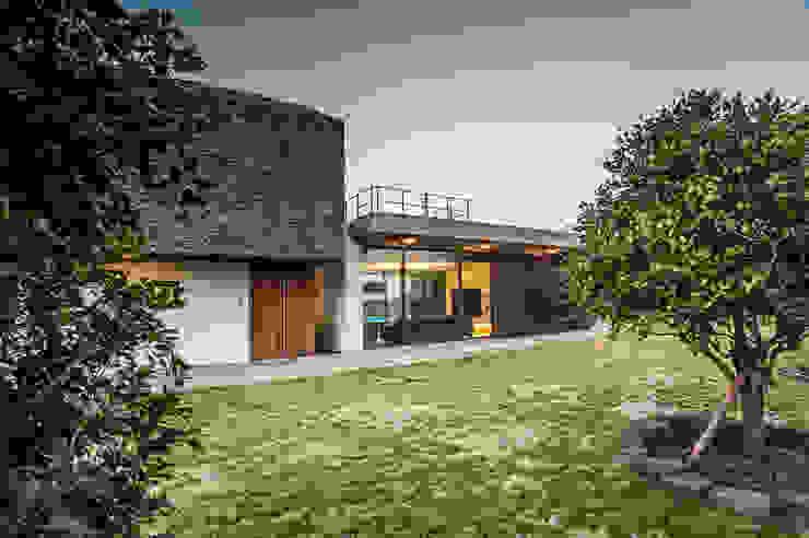 Balcon, Veranda & Terrasse modernes par ZeroLimitsArchitects Moderne