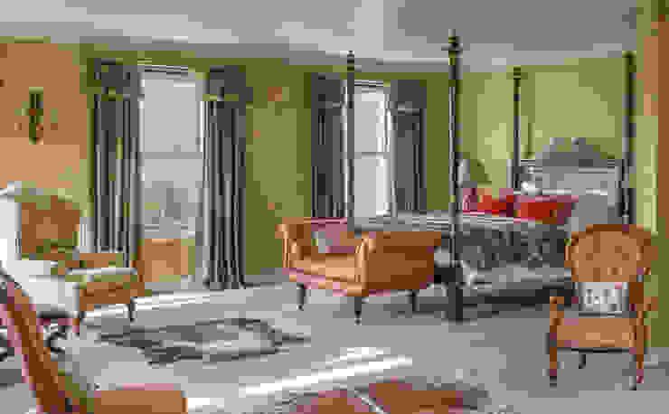 Master Bedroom Dormitorios de estilo clásico de homify Clásico