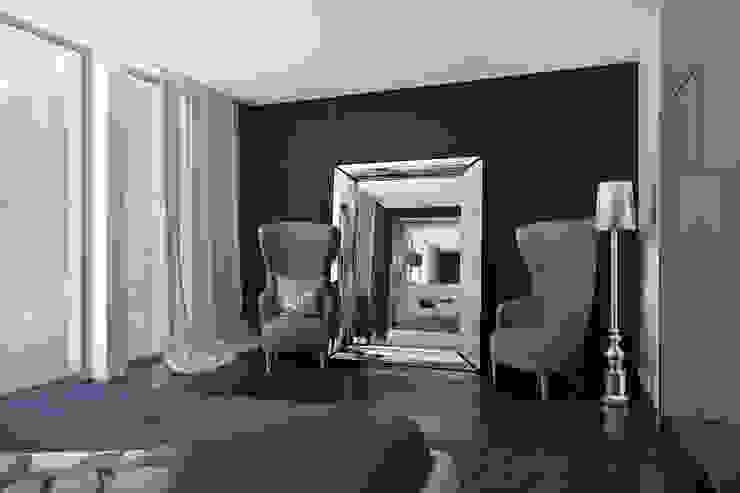 Hamoir Chambre moderne par ZR-architects Moderne