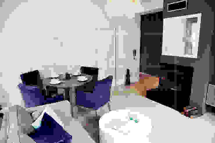 Loft Design System: modern tarz , Modern