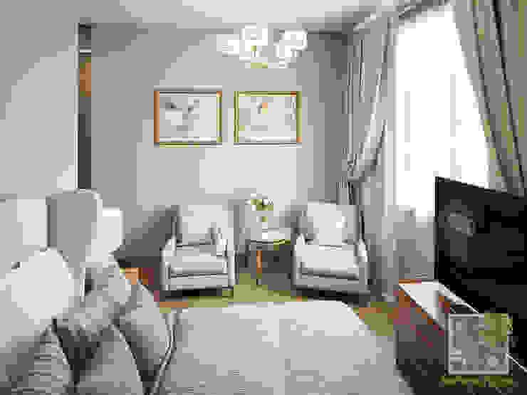 Медицинский центр - VIP комната Больницы в эклектичном стиле от Елена Марченко (Киев) Эклектичный