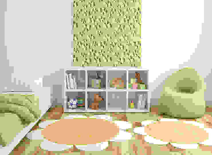 Panele Dekoracyjne 3D - Loft Design System - model Blossom od Loft Design System Nowoczesny
