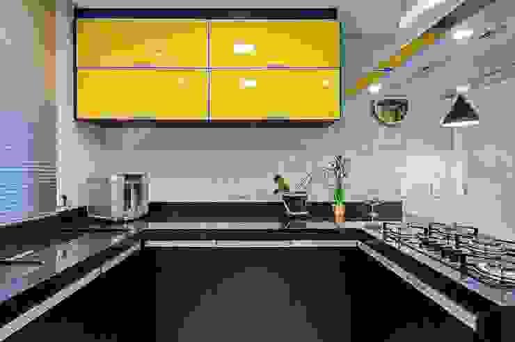Cocinas de estilo moderno de Patrícia Azoni Arquitetura + Arte & Design Moderno