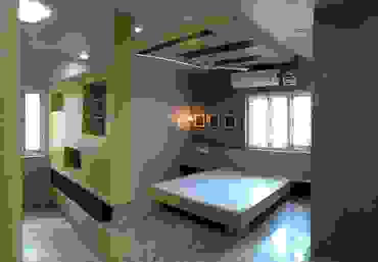 Apartment homecenterktm Modern style bedroom