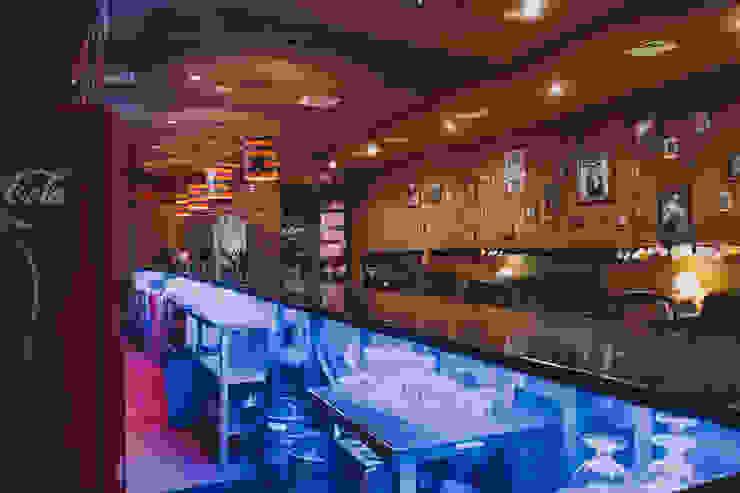 Кафе-бар ул. Екатерининская 130 кв.м от Дизайн студия fabrika Кантри
