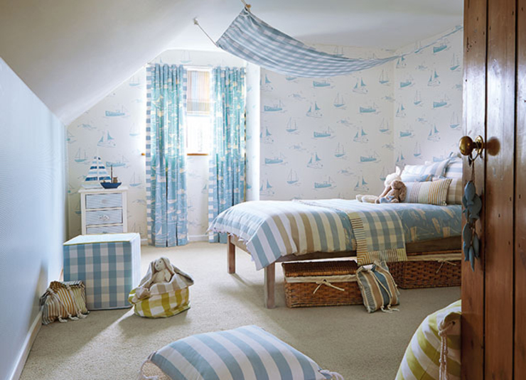 Nursery/kid's room by Formafantasia,