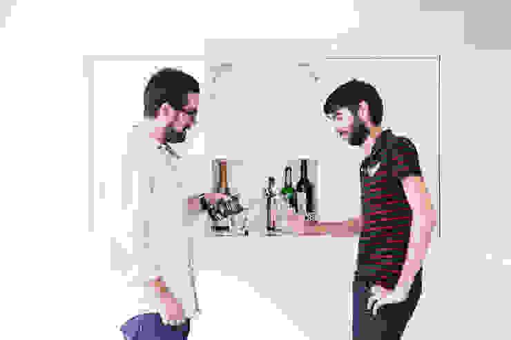 Balcão de Cozinha PT Cozinhas minimalistas por A2OFFICE Minimalista