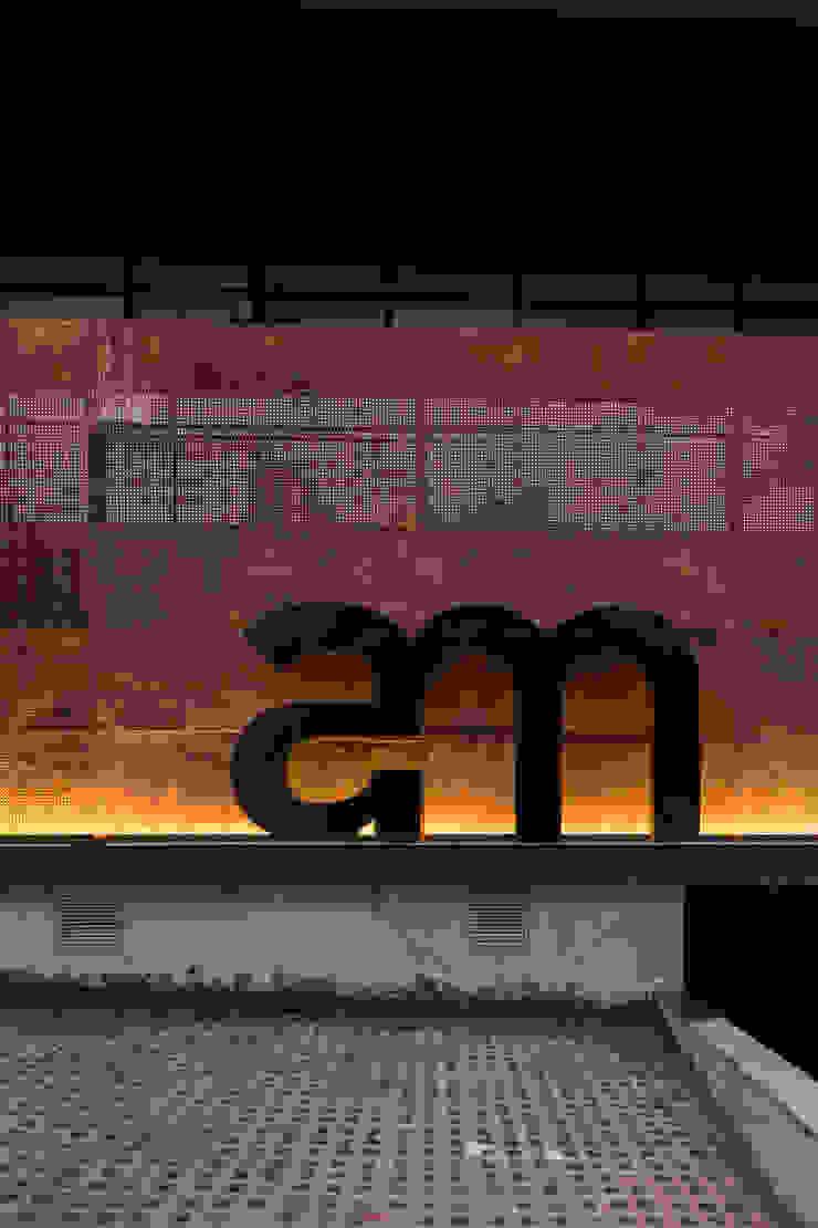 Andrade Maia Advogados Espaços comerciais modernos por Mundstock Arquitetura Moderno