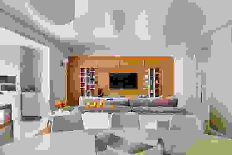 Madi Arquitetura e Design Ruang Makan Modern