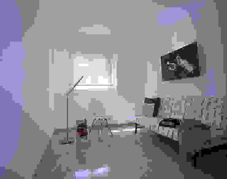 в современный. Автор – Nahe Inmobles Home Staging y Decoracìon, Модерн