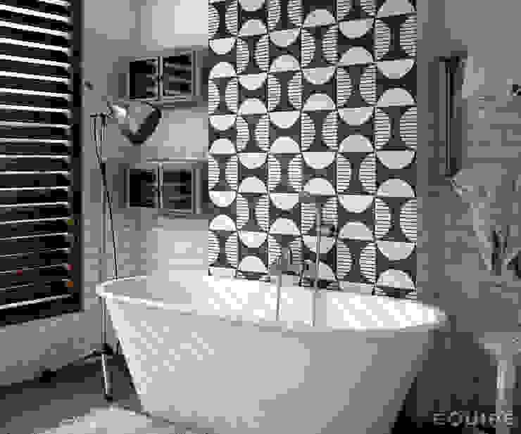 Phòng tắm phong cách hiện đại bởi Equipe Ceramicas Hiện đại