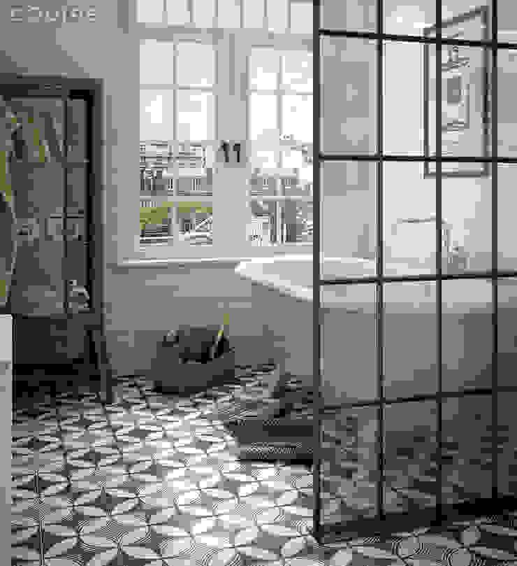 Equipe Ceramicas Classic style bathroom