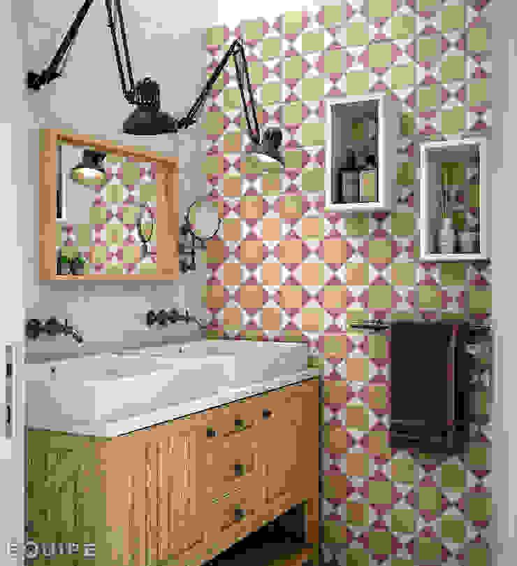 Equipe Ceramicas Mediterranean style bathrooms
