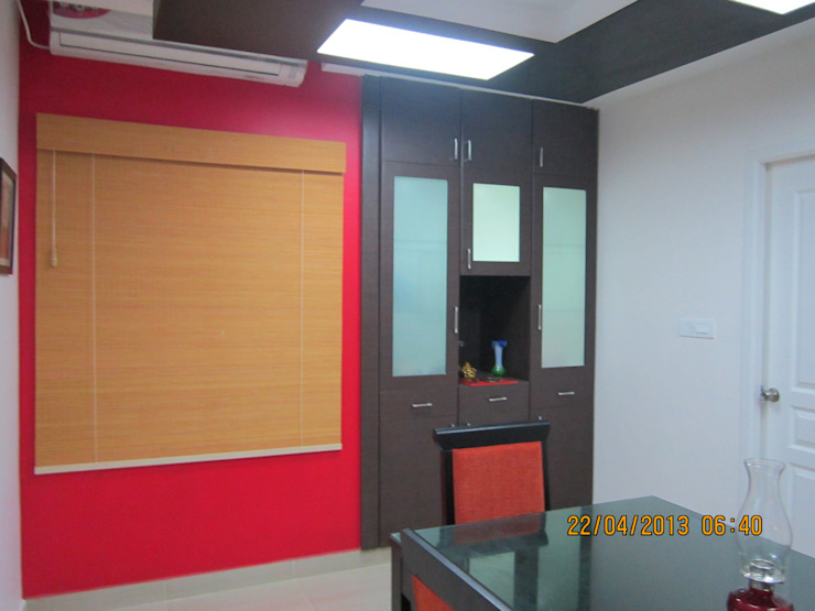 Mr.Viswanathan Client Modern dining room by Creations Modern
