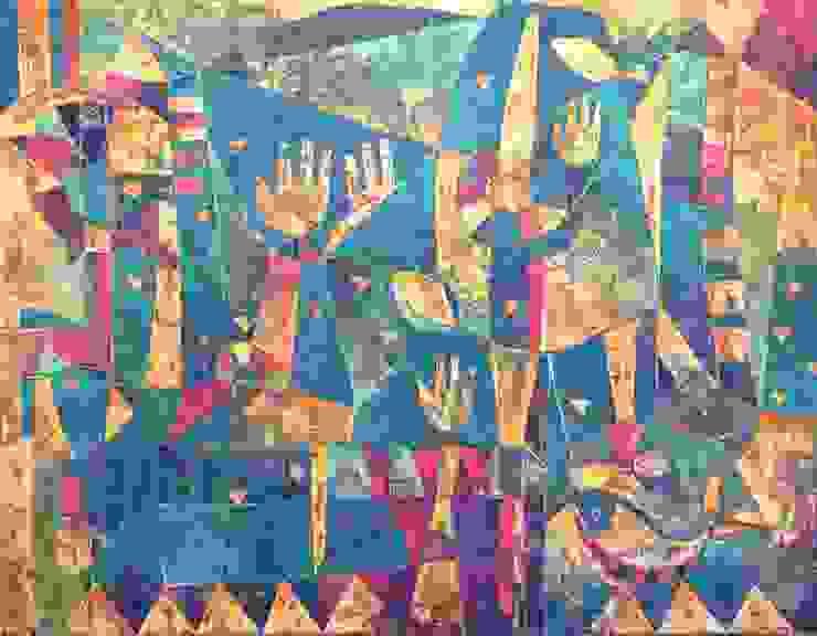 Ejercicio plástico, Ibarra 2014 de Estudio Negro Moderno