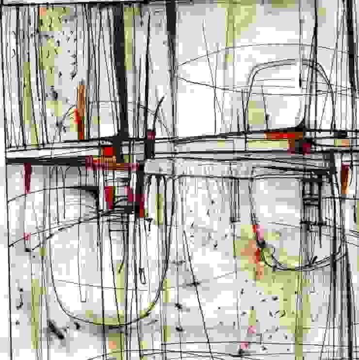 Mapas, Ibarra 2014 de Estudio Negro Moderno