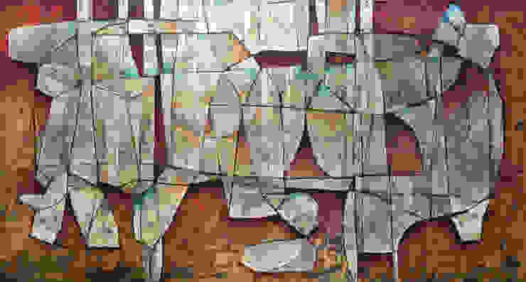Monolito, Ibarra 2015 de Estudio Negro Moderno