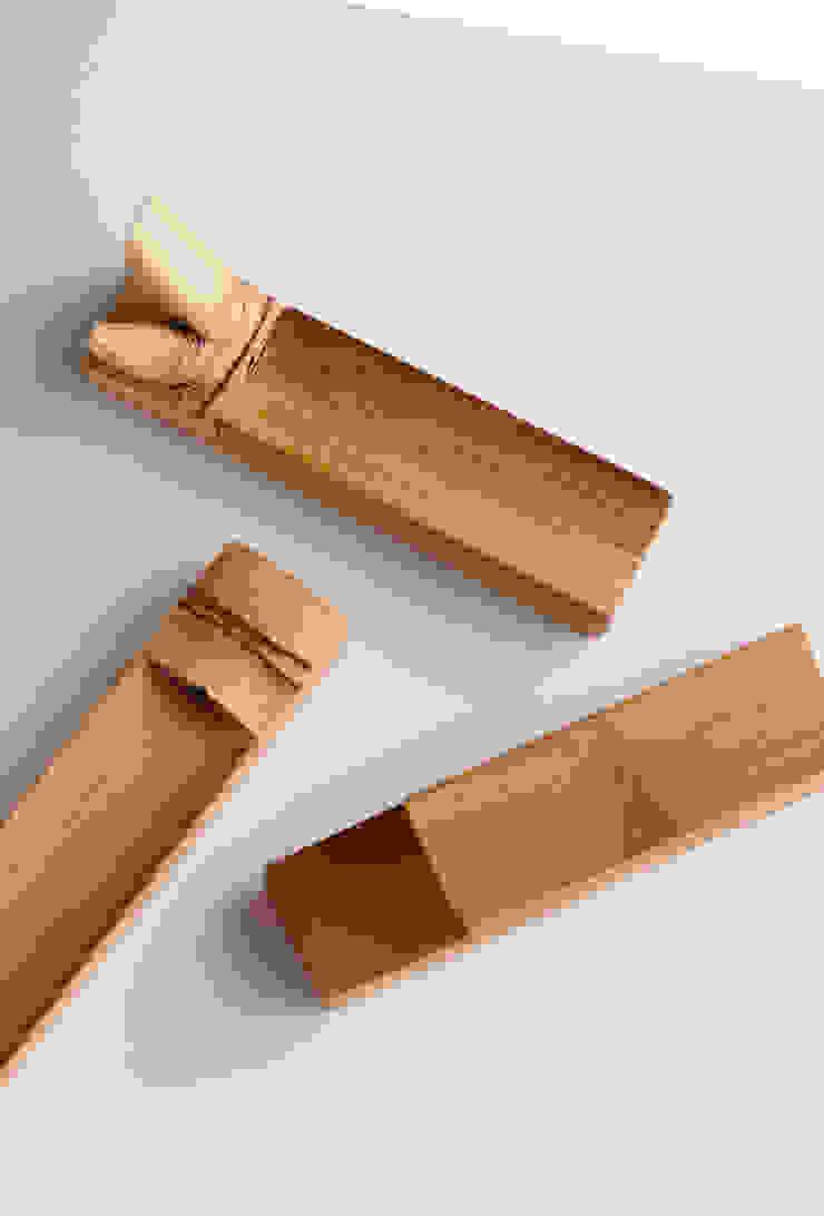 The bamboo - お香たて: 有限会社スペースマジックモンが手掛けた現代のです。,モダン 竹 緑
