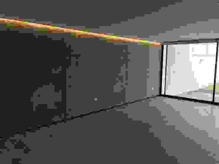 Teques 154 Salones modernos de SANTIAGO PARDO ARQUITECTO Moderno