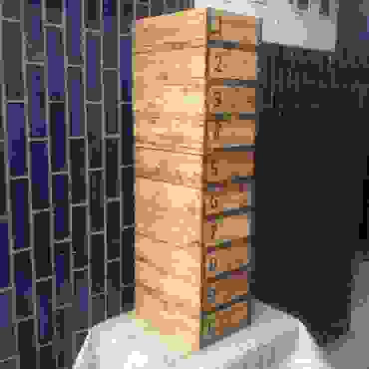 S50.original. G.Number Wooden box: GALLERY.S S:TAYAMA が手掛けた素朴なです。,ラスティック 無垢材 多色