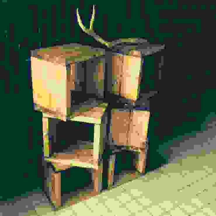 S50.original. Wooden Box 38: GALLERY.S S:TAYAMA が手掛けた素朴なです。,ラスティック 無垢材 多色