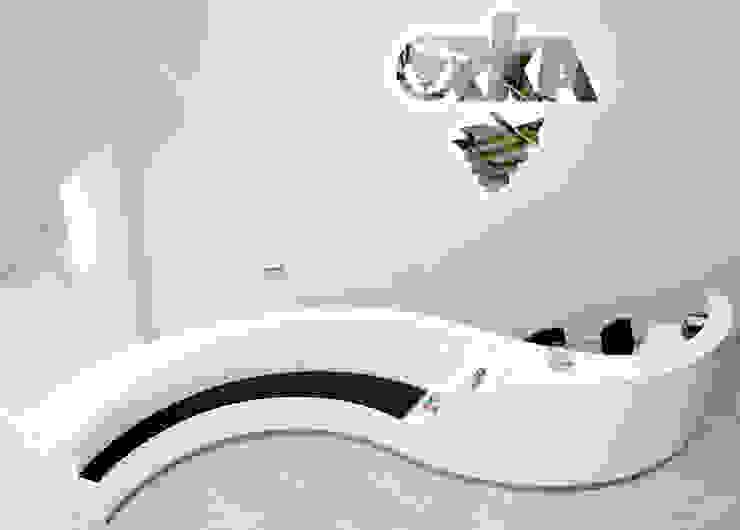 As Tasarım - Mimarlık – ORKA AŞ: modern tarz , Modern