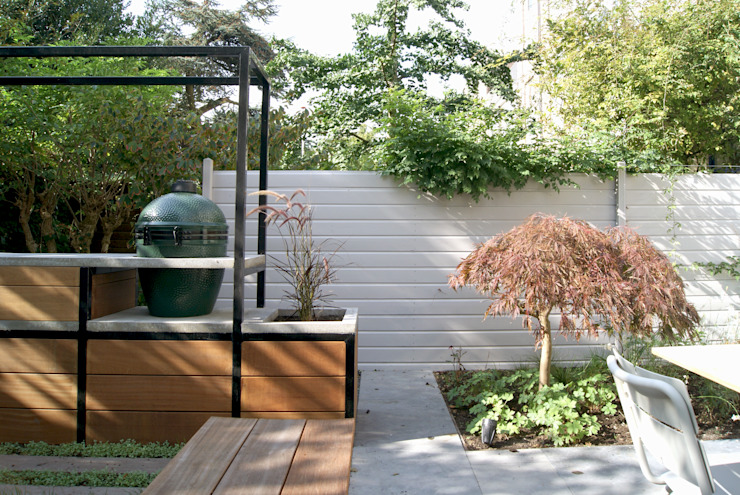 Modern style gardens by House of Green Modern