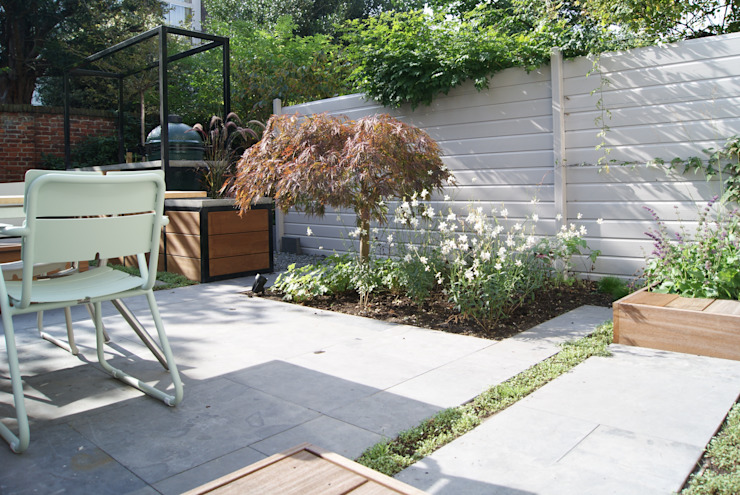 Modern Garden by House of Green Modern
