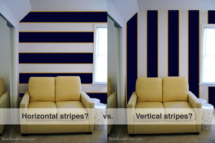 Stripes by Emma Jayne Sayers Minimalist