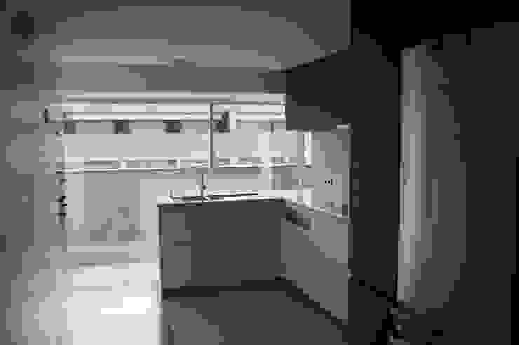 Remodelação Apartamento Cozinhas minimalistas por sergiovazsousaarquiteto Minimalista