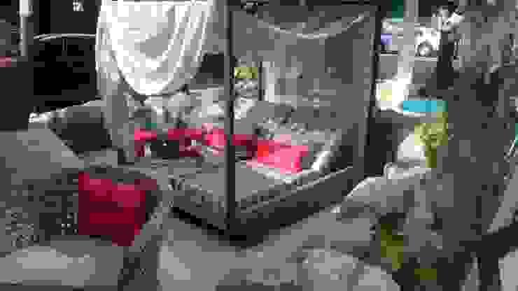 Studio HG Arquitetura Tropical windows & doors