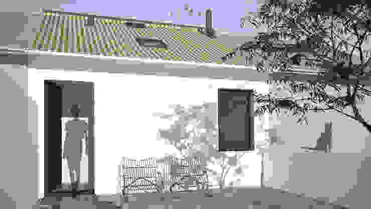 Casa do Burgal – reabilitação por A2OFFICE