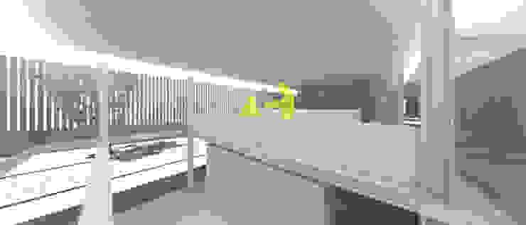 Casa L10 por A2OFFICE