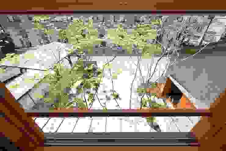 造園 モダンスタイルの寝室 の バウムスタイルアーキテクト一級建築士事務所 モダン