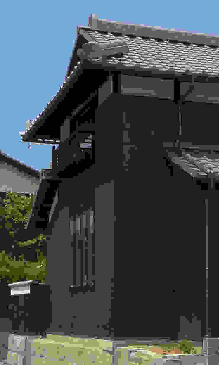 外観 オリジナルな 家 の 竹内建築設計事務所 オリジナル